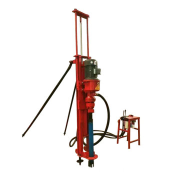 Power Hammer Leg Type Dth Drilling Rig Crawler