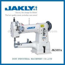 Cama de cilindro de aguja JK335ASingle con máquina de coser de puntada de cadeneta Unison (para uso de encuadernación)