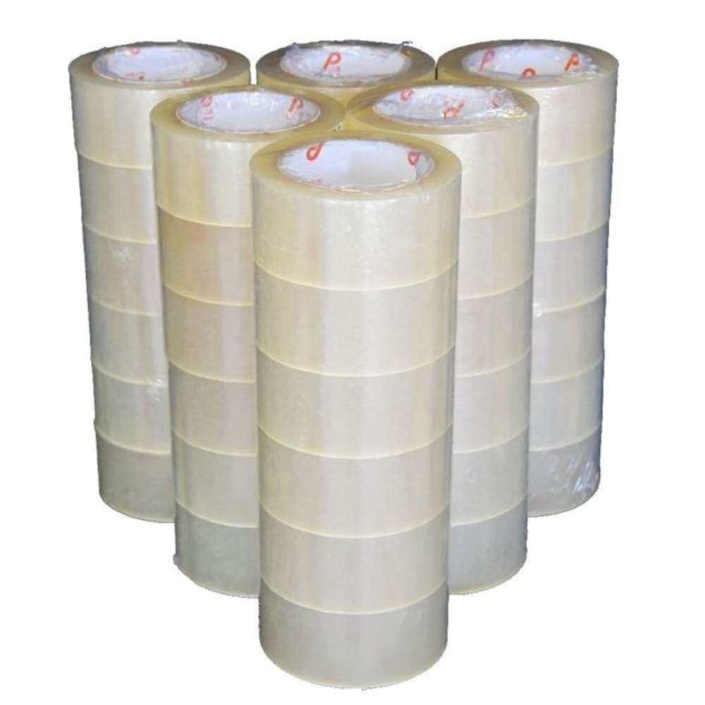New-waterproof-bopp-self-adhesive-packaging-transparent