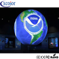Pantalla de calidad superior europea P4 Sphere LED