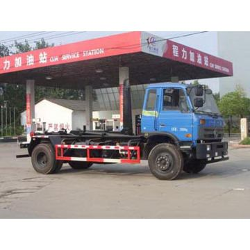 DONGFENG 8CBM Roll Off Container Garbage Truck