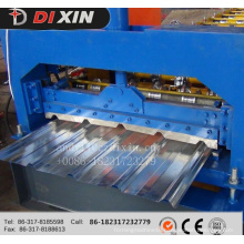 Ce/ISO9001 Certification Trapezoidal Sheet Roll Forming Machine