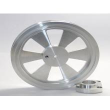 Kundenspezifisches Prototyping aus Metall-Aluminium