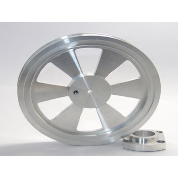 Custom Metal aluminum prototyping