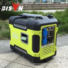 BISON(CHINA) TaiZhou Good Sale Portable 2kw Digital Inverter Gasoline Direct Sale 220v Portable Generator Price