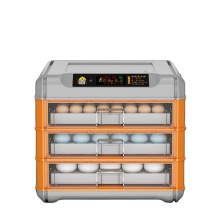 192 eggs Incubator full automatic intelligent hatching device for young chickens, ducks and geese