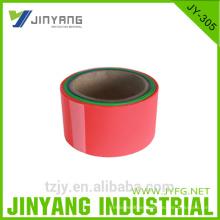 cinta de seguridad de color alta visibilidad transferencia de calor película