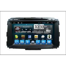 """Цена завода 9"""" сенсорный экран DVD-плеер автомобиля навигации для Киа Карнавал с WiFi и GPS Внутренний приемник DVB-Т БТ Радио 3G"""