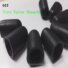 Gaine Kxt-Sh01 de valve universelle de pneu de roue de voiture anti-poussière de pneu de véhicule