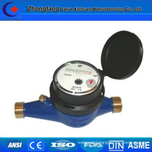 Anti-theft for water meter