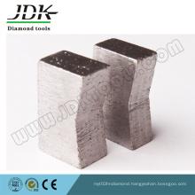 K Shape Diamond Segment for Large Saw Blade