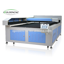 metal and non-metal 8 feet by 4 feet laser cutting machine/laser cutting and cutting machine