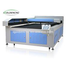 metal e não-metal 8 pés por 4 pés máquina de corte a laser / corte a laser e máquina de corte