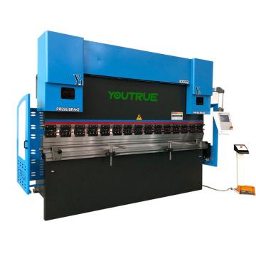 Provide customized high quality 3m metal brake press machine for sheet metal bending