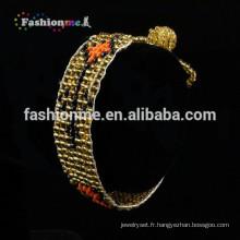 0.99USD / semence exquise PC perles bijoux bon marché