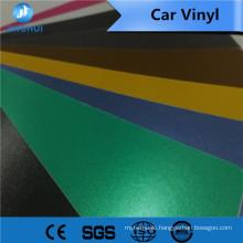 Decoration 30x30cm s/a clear pvc vinyl