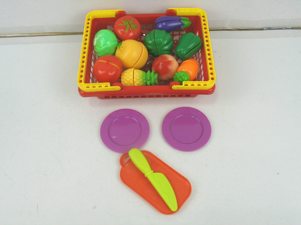 Fun with Fruit Toy