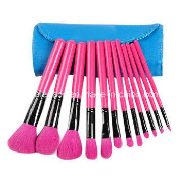Vegan 12PCS Color Cosmetic Brush/Makeup Brush