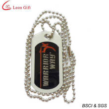 Cheap Custom Logo Metal Dog Tag for Gift (LM1617)