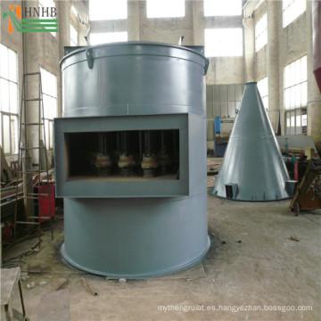 Removedor de polvo industrial multi ciclón colector de polvo