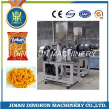 corn curls snack machine