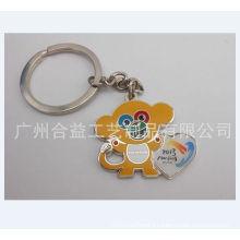 Animal Key Accessories, Metal Monkey Keychain (GZHY-KC-016)