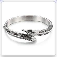 Jóias de aço inoxidável moda jóias moda pulseira (br956)