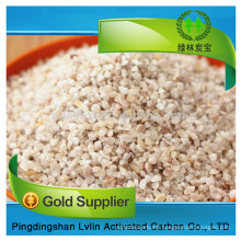 Factory export Quartz sand /silica sand used for Filter Media