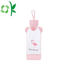 Promosi Portable Silicone Bottle Protective Sleeve