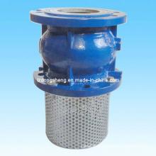 Фланцевый бесшумный обратный клапан для системы водяного насоса