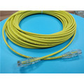 Slim CAT6 Ethernet Cable For PS4 Power Cable