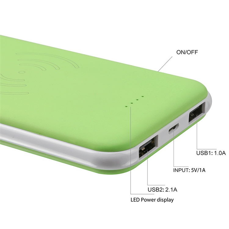 Mobile Phone Wireless Power Bank