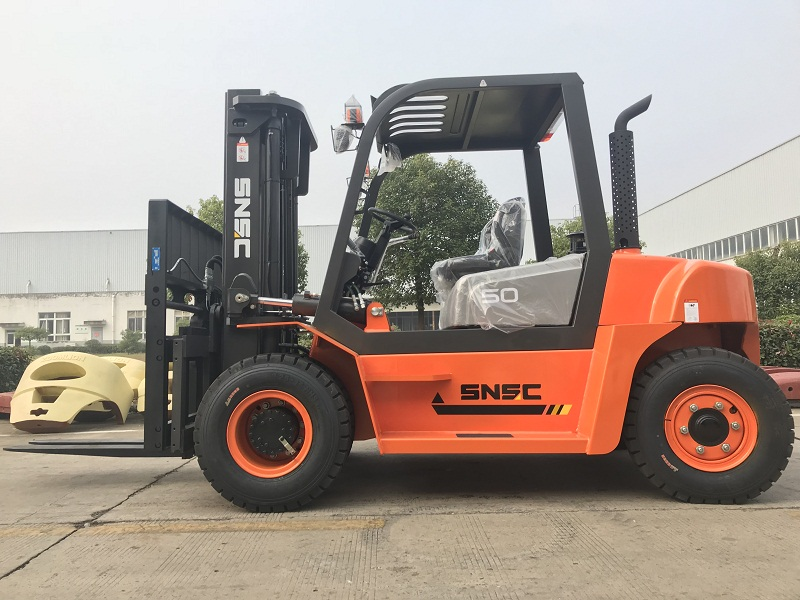 Heavy 5ton forklift