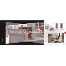 Chipboard Furniture - Conjunto de muebles de oficina 4