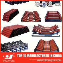 Rubber Conveyor Roller, Vulcanized Rubber Roller, Rubber Roller