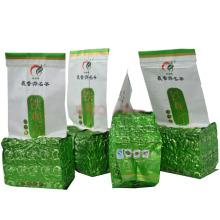 Saco de chá verde / bolsa de chá enrugado / embalagem de chá plástico
