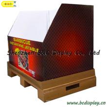 Бумажная Коробка Дисплея Паллета (B И C-C022)