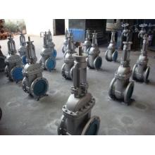Cast Steel Flange Water Valve