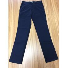 Pantalón largo de color liso para hombre