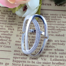 2015 Hot Sale Woman′s Fashion 925 Silver Jewelry Ring (R10517)