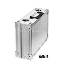 Neu eingetroffen!!! starke & tragbaren Aluminium Metall Koffer-Hersteller