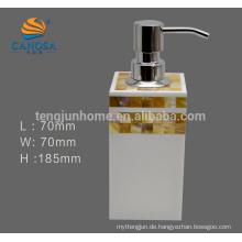 Heißer Verkaufs-goldener MOP-flüssiger Handseifen-Zufuhr für Badezimmer-Zusatz