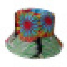 Chapeau avec tissu floral (BT025)
