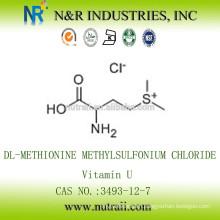 Vitamins Vitamin U (Methylmethionine Sulfonium Chloride) 3493-12-7