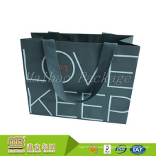 China Manufacturer Custom Design Recycable Wedding Kraft Paper Gift Bag With Handles