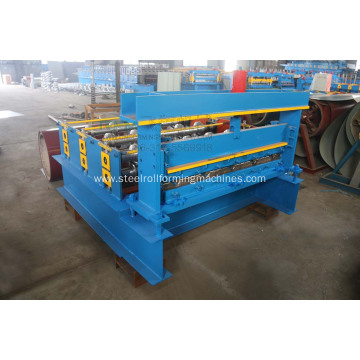 Color Steel Roof Tile Curving  Machine