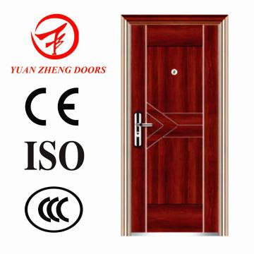 Günstige und gute Qualität Sicherheit Stahl Tür