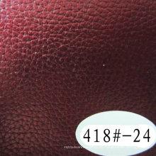 Cuero durable de alta calidad del asiento de carro (418 #)