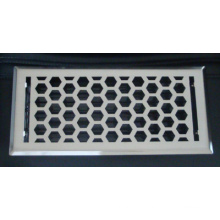 round ceiling linear grille