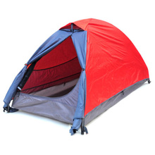 One-Man Windproof Waterproof Outdoor Camping Hiking 3 Season Tent